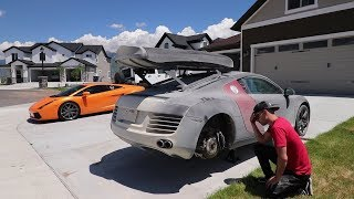 The AFTERMATH of my Audi R8 Desert MISTAKE