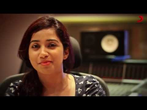 Shreya Ghoshal - Desingu Raja Exclusive Interview Part 1