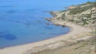 spiagge siciliane Menfi, Portopalo spiaggia Conca della Regina