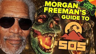 Morgan Freeman's Guide to SOS - The Ultimate Escape - Game Society