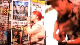 Paramore - Feeling sorry LIVE subtitulado en español