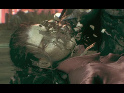 Batman Arkham Knight Poison Ivy Death Scene - YouTube