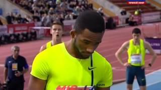 Русская зима 2015 - 400м мужчины финал А