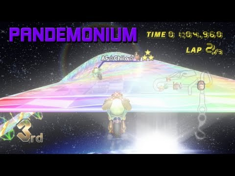 Pandemonium - An MKW Epic Moments Compilation