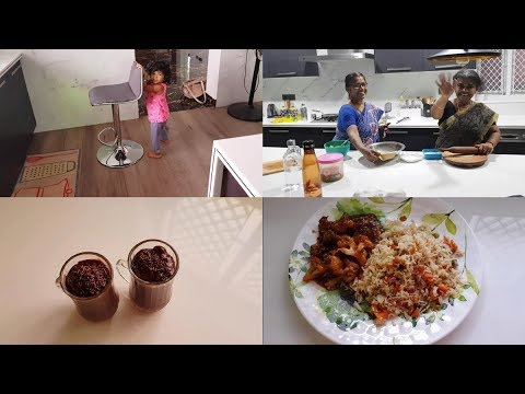Random Day Vlog - Veg Fried Rice, Gobi Manchurian & Chocolate Pudding -  YUMMY TUMMY AARTHI VLOG