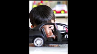 Baby car ride in Packages Mall Lahore