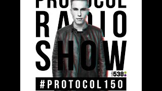 Nicky Romero - Protocol Radio #150 (Live on Radio 538)