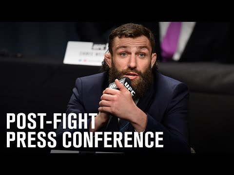 UFC Fight Island 8: Post-fight Press Conference