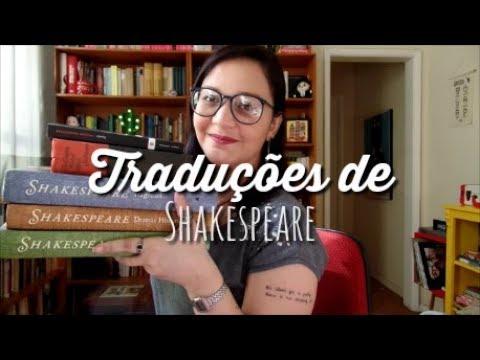 Traduções de Shakespeare -  Peças