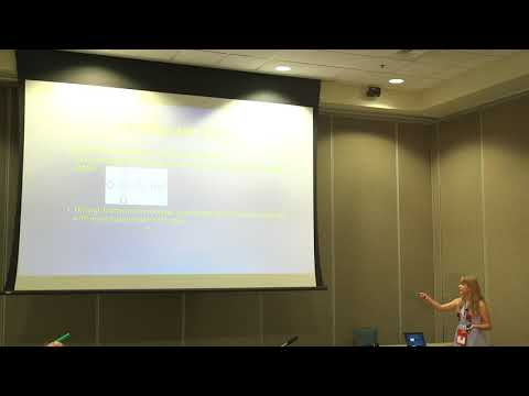 Abigail Riggs - 20th Annual International Mars Society Convention