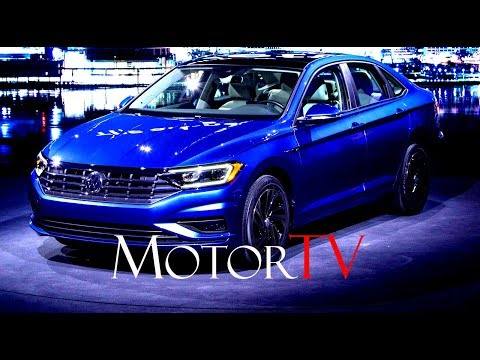 ALL NEW 2019 VOLKSWAGEN JETTA 1.4 TSI SEL l WORLD REVEAL l EXTERIOR l INTERIOR l DRIVING SCENES