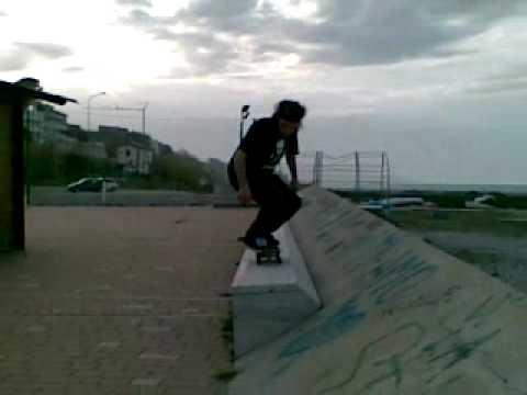 Skate Lanciano Gianluca Iannotti -  fs flip