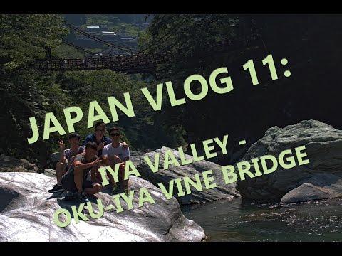 Oku-Iya Vine Kazurabashi Bridges | Shikoku Travel Guide 奥祖谷かずら橋