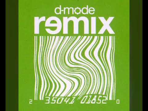 D mode Remix 2005 Mezclado por Alejandro Montero cd 2