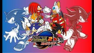 Speeding into Sonic Adventure 2 Battle! - #1