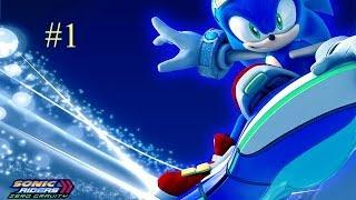 Прохождение Sonic Riders: Zero Gravity (PS2) #1 - Герои