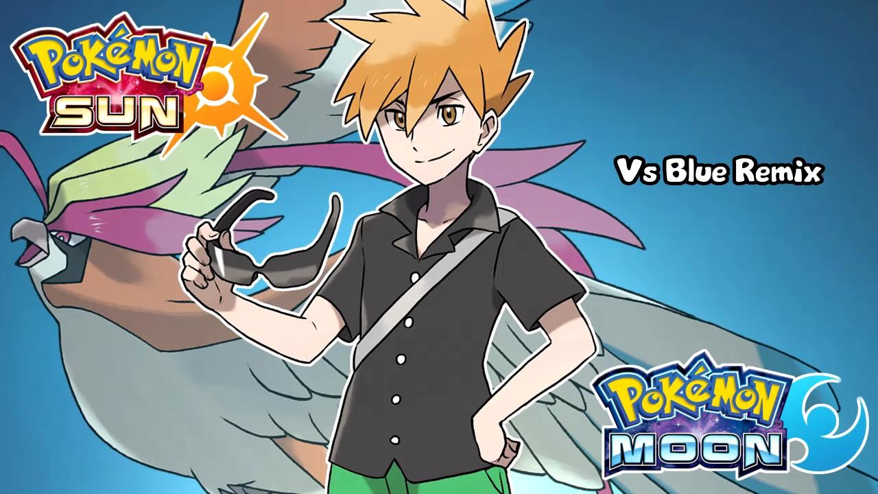 5670b8d588030 Pokémon Sun   Moon - Champion Blue Battle Theme (Unofficial) - YouTube