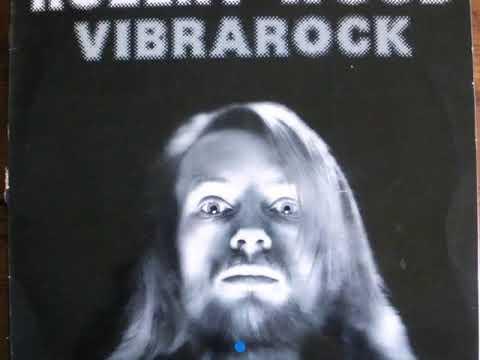 Robert Wood: Vibrarock (1976) full album