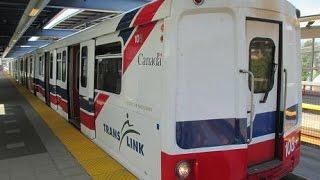 TransLink Millennium Line Skytrain - VCC Clark to Columbia (2015)
