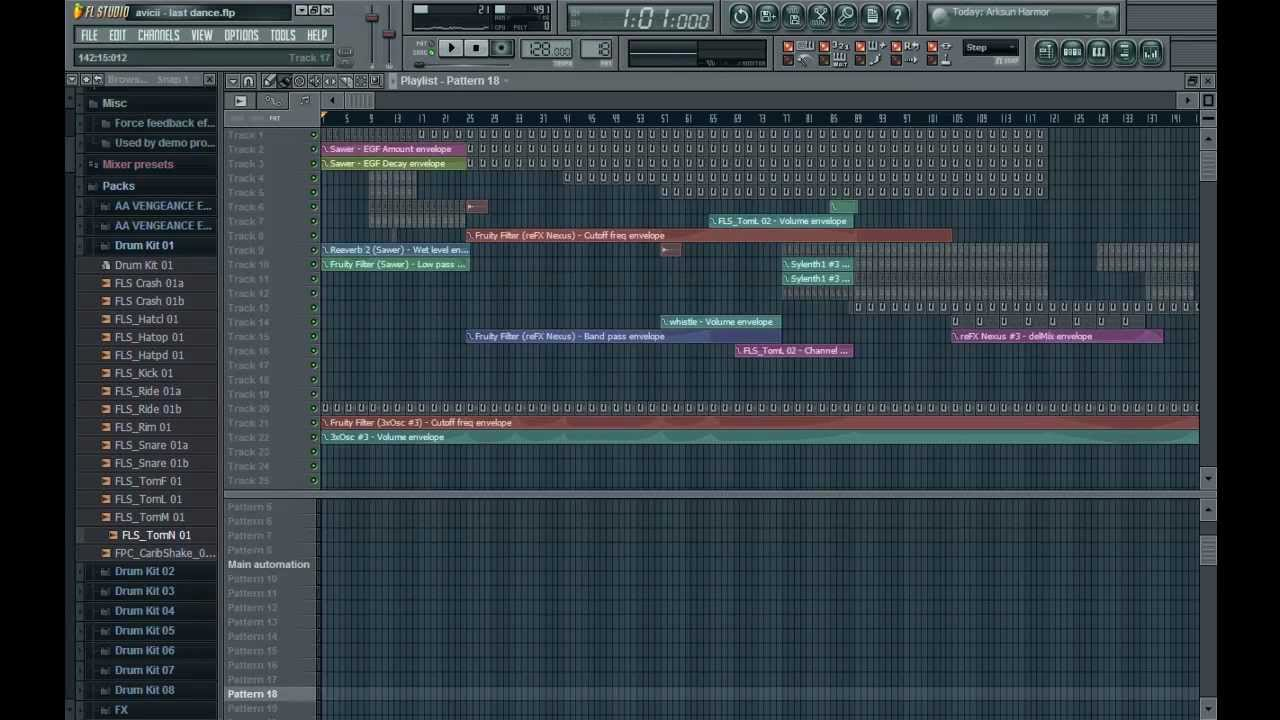 how to start a new song on fl studio 12