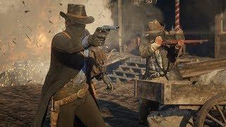 Red Dead Redemption 2 | Трейлер на русском #1