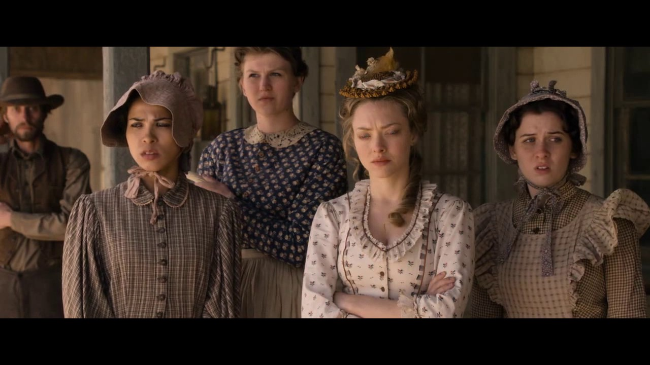Download A Million Ways to Die in the West (2014) Funny Scene #1 - We barely know each other