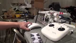 Phantom 2 Vision third party Range Extender / Repeater setup / Extend WiFi FPV Range