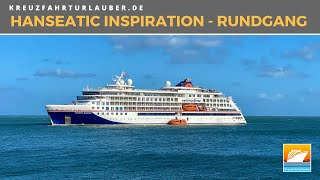 HANSEATIC inspiration - Die Highlights im Rundgang - Hapag-Lloyd Cruises