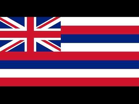 Hawaii's Flag And Its Story