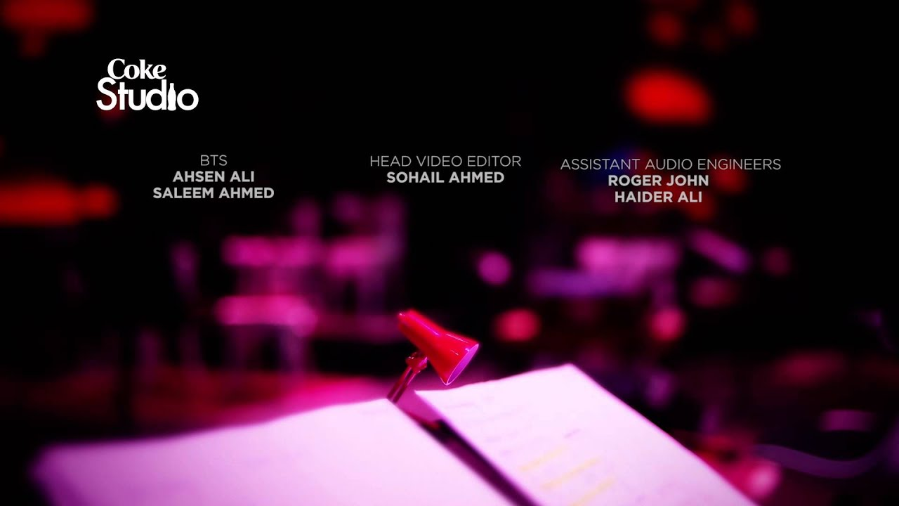 Coke Studio Season 8| End Credits