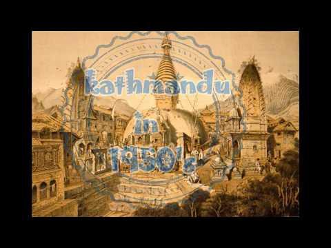 Kathmandu in 1950's