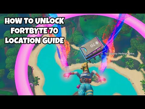 how-to-unlock-fortbyte-70-location-guide-|-fortnite-season-9-challenges