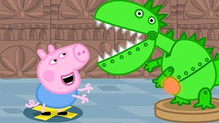 Peppa Pig Official Channel   George's Birthday
