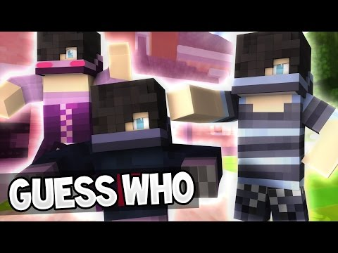 A Zane~y Game! | Minecraft Guess Who
