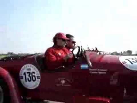 mille miglia 2005 - Alfa Romeo 8C 2300 Le Mans