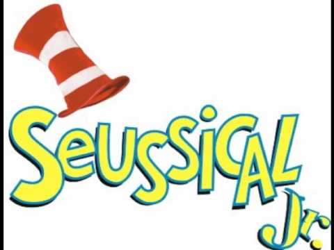 Seussical Jr Oh the Thinks You Can Think LYRICS