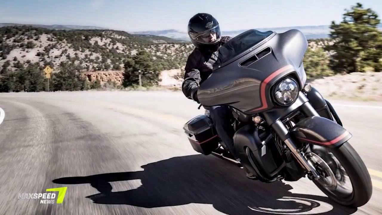 2018 Harley-Davidson CVO Street Glide by MAX SPEED News