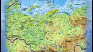 видео политическая карта россии скачать