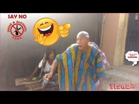 Download High on ijebu weed  - tisao house of comedy video - EP1