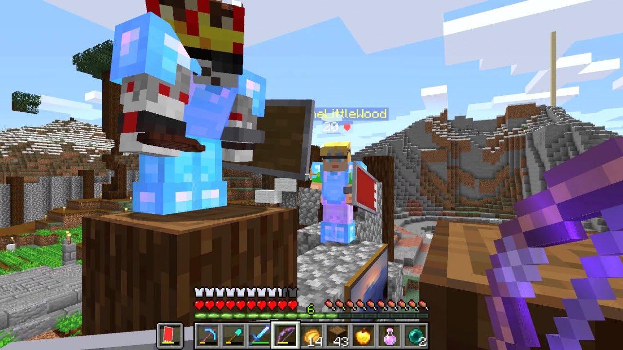 Download Minecraft - 3rd Life #6: Heat Of Battle
