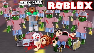 *NEW* MAKING A ZOMBIE ARMY!! | Roblox Infection Inc. Revamped