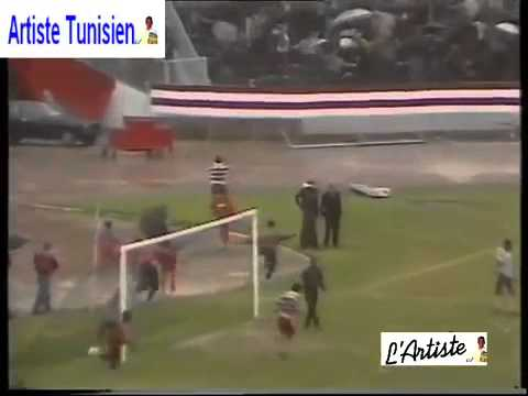 Club Africain (Tunisia) Vs Villa SC (Ouganda) [African Champions League] (Final 1991)