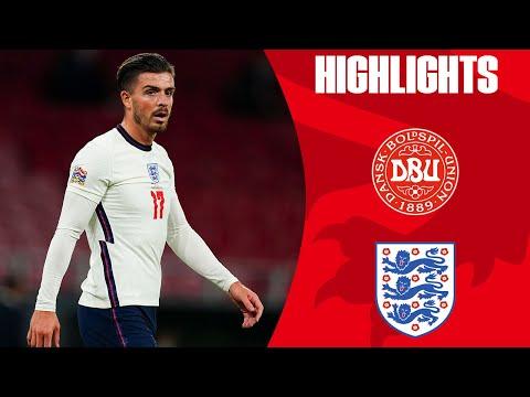 Denmark England Goals And Highlights