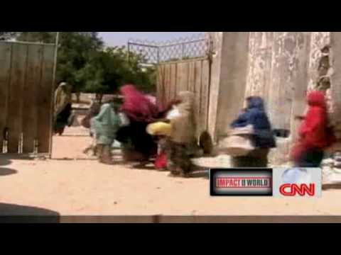 [CNN] Violence against aid agencies causes food shortage in Somalia                2009.01.29
