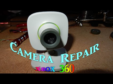 hqdefault xbox 360 live vision camera repair (how too fix) easy youtube Xbox 360 Webcam at suagrazia.org