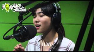 "Video ""KAU ADALAH"" - Isyana Sarasvati feat. Rayi (RAN) LIVE - Lyrics download MP3, 3GP, MP4, WEBM, AVI, FLV Desember 2017"