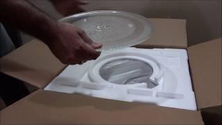 Unboxing Samsung 28 L Convection Microwave Oven  (CE1041DSB2/TL, Black)#OnlyOnFlipkart