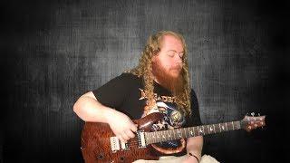 Opeth - Chrysalis - Cover by Jordan Guthrie