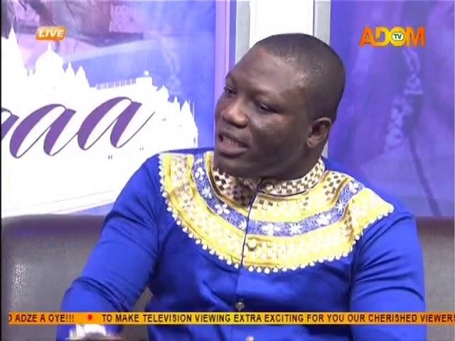 Gangaa Chat Room - Adom TV (9-8-18)