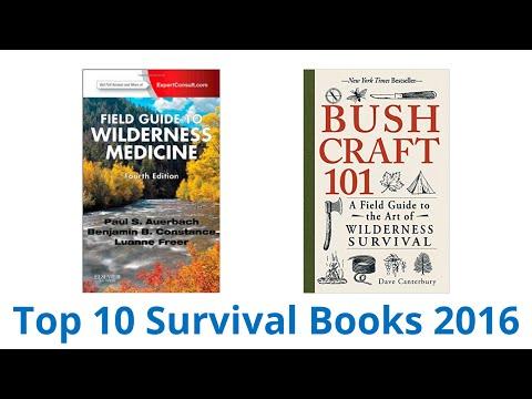10 Best Survival Books 2016
